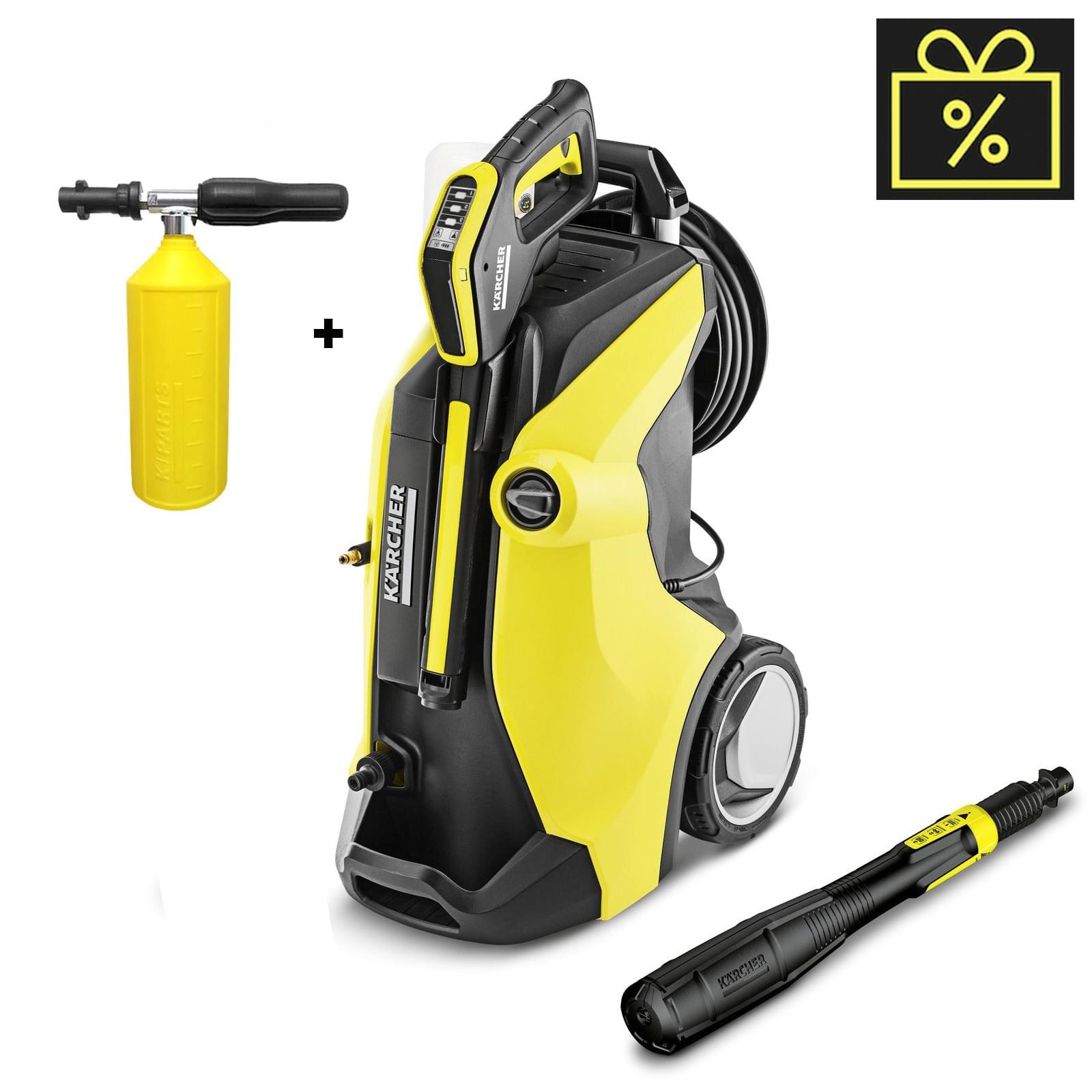 МИНИМОЙКА K 7 PREMIUM FULL CONTROL PLUS Karcher